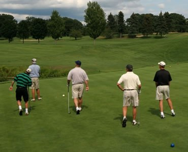 Executive golf school