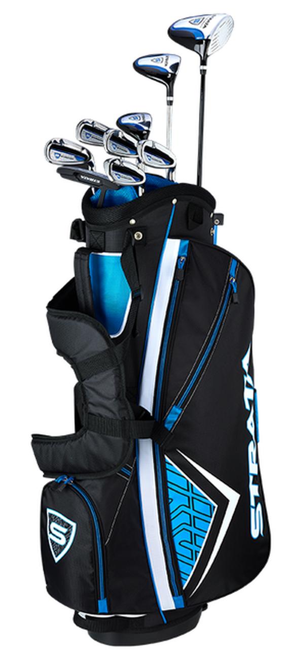 12 Piece Strata Golf Set (Complete Set)
