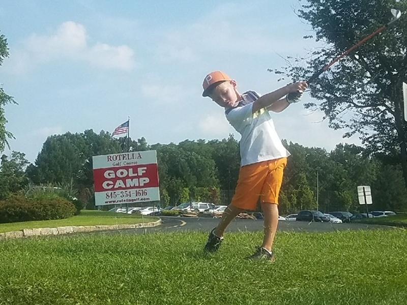 Summer Golf Camp