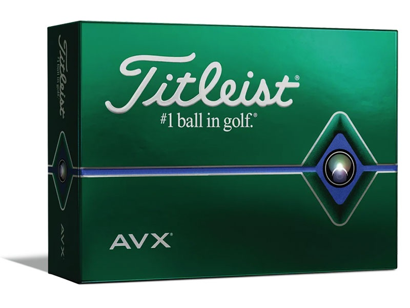 Titleist AVX  Loyalty Buy 3 Get 1 Free